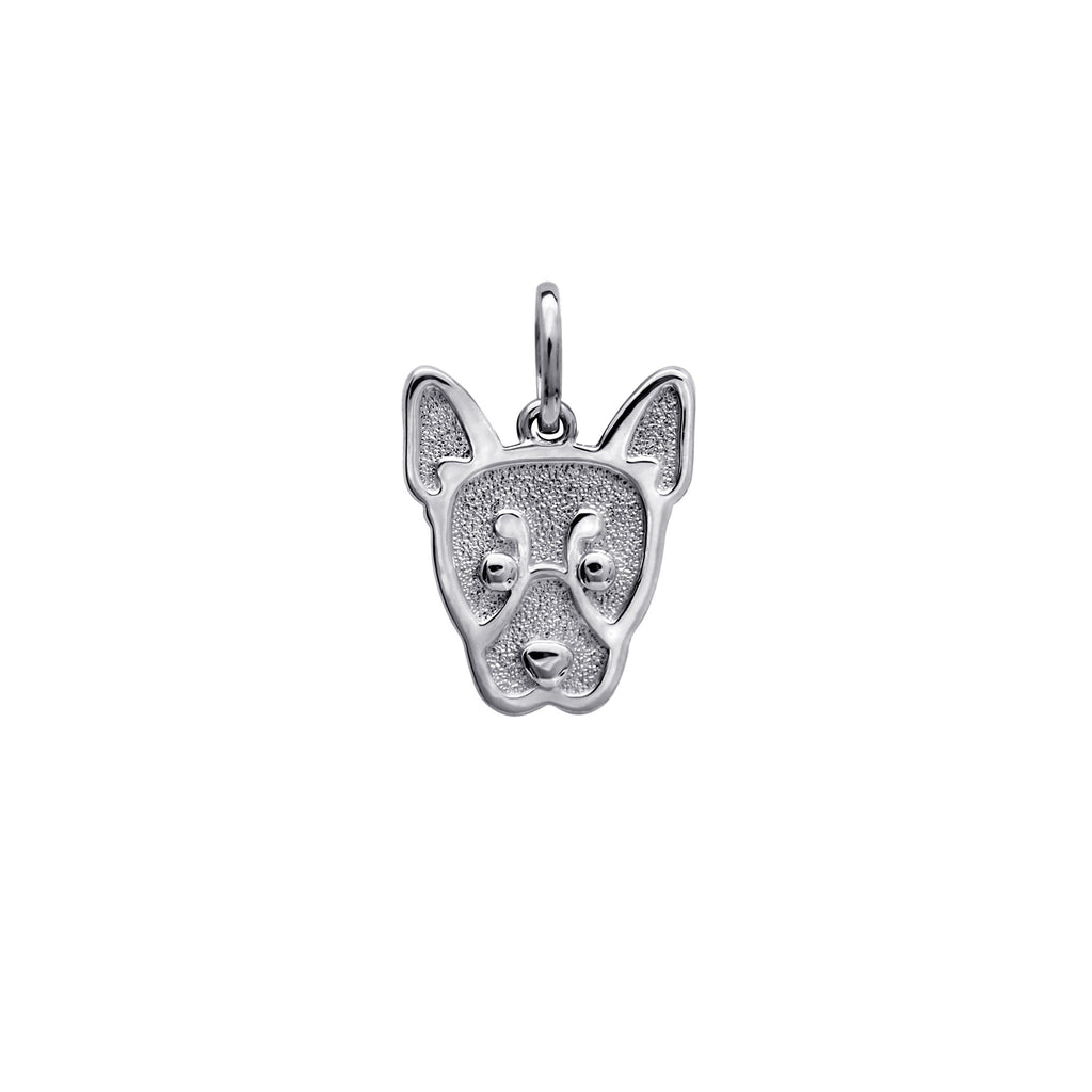 YOUNG BY DILYS' Precious Mongrel Pendant in 925 Sterling Silver