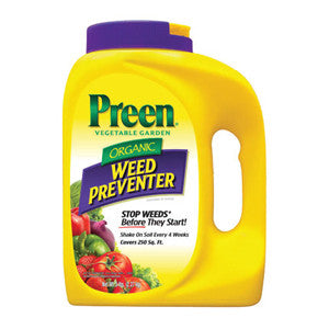 Preen Vegetable Garden Preventer