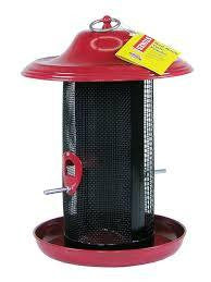2.5qt Red Rock Twin Feeder