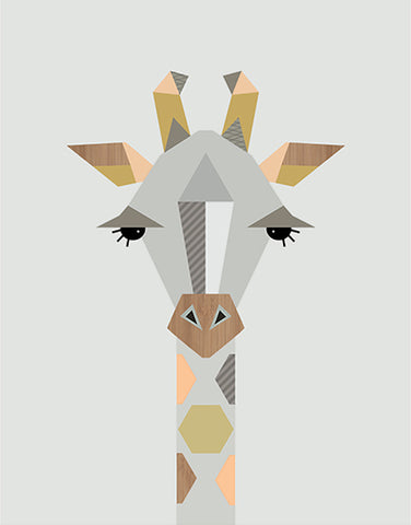 Little Design Haus - Giraffe