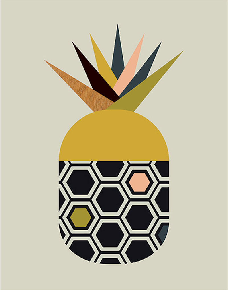 Little Design Haus - Pineapple