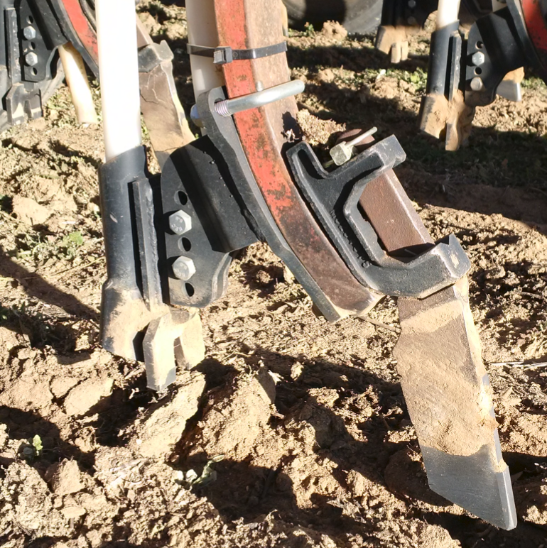 DOUBLE Shoot Boot - Paired Row 40mm