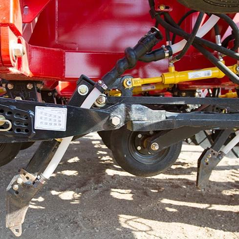 Bourgault Paralink Double Shoot Point Boot Kit