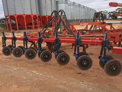 Twin Disc Coulter System