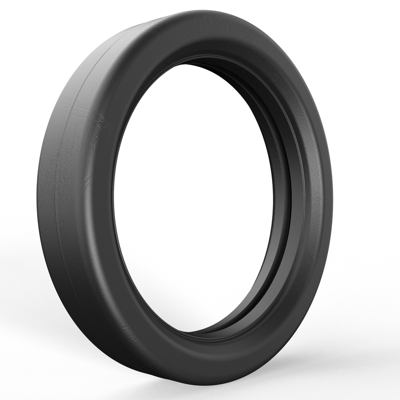 Rubber Tyre Flat Profile