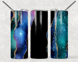 Full Color Skinny Tumbler - 20oz - Pick your design