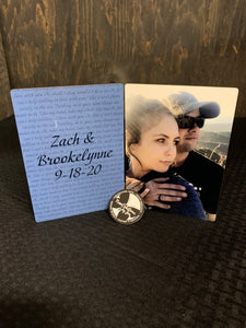 Hinged Photo Panels 5 x 7