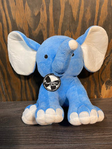 Plush Personalized Baby Elephant