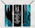 Load image into Gallery viewer, Full Color Skinny Tumbler - 20oz - Pick your design