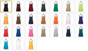 Fame Three Pocket Adjustable Neck Apron