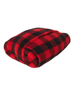 Epic Sherpa Blanket Pillow aka The BLANKOW by J America