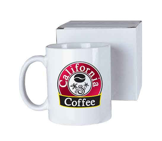 11oz Sublimation Ready Mug