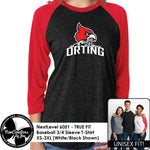 Load image into Gallery viewer, PG2021 Unisex Baseball Raglan T-Shirt