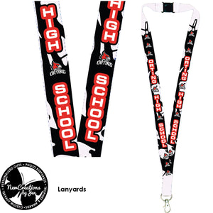PG2021 Project Grad Lanyard - Full Color