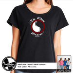 Load image into Gallery viewer, TWW - NextLevel Ladies' Dolman T-Shirt