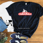 Load image into Gallery viewer, Cardinal Fan Unisex Premium T-Shirt