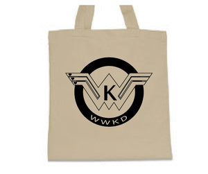 WWKD Cotton Canvas Bags