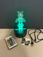 Load image into Gallery viewer, LED Personalized Lamp Display