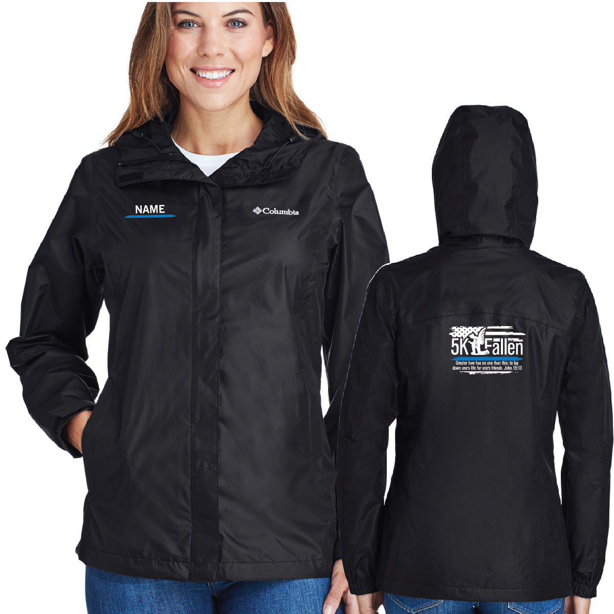 5K Columbia Ladies' Arcadia™ II Jacket