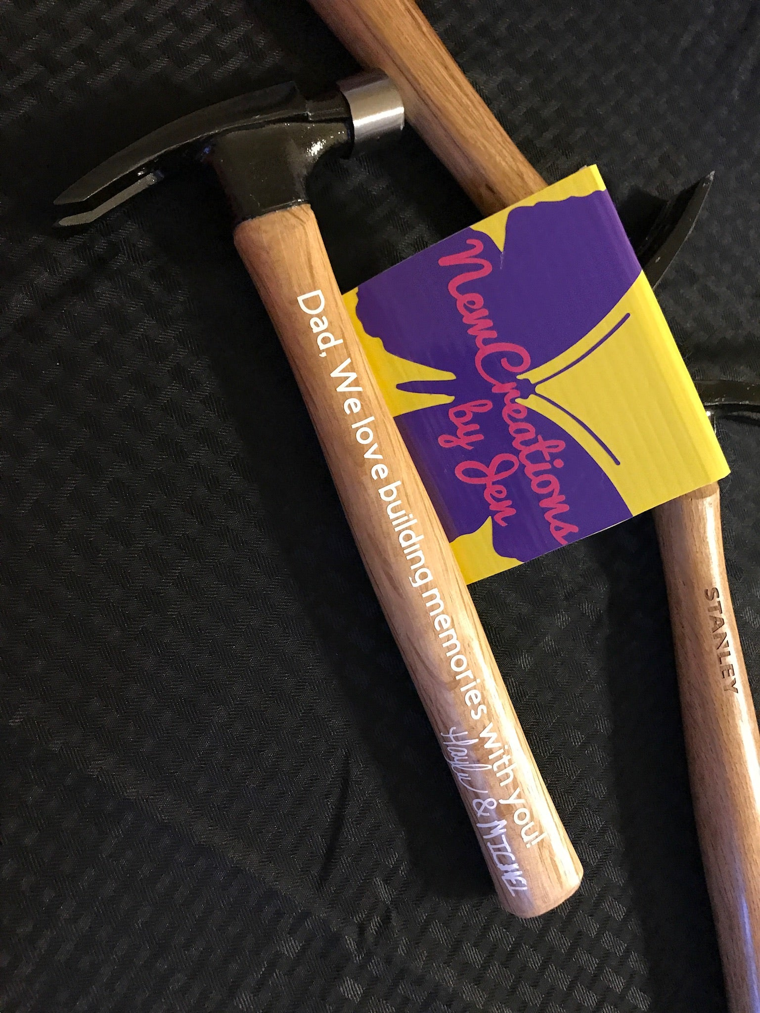 Personalized Hammer - GREAT GIFT!