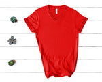 Load image into Gallery viewer, PASSION - BellaCanvas Premium V-Neck T-Shirt