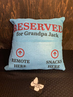 Load image into Gallery viewer, Storybook Pillow - Personalized