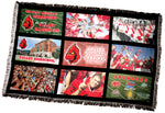 "Load image into Gallery viewer, Woven Photo Blanket - 56"" x 37"""