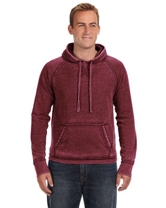 LAND OF THE LIVING Unisex Vintage Zen Fleece Pullover Hood JA8915