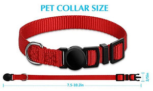 Personalized Dog Identification Collar