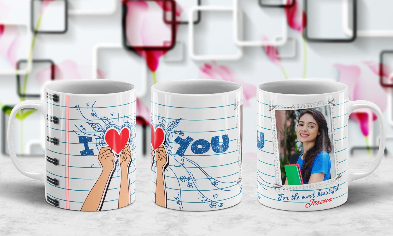 Personalized 15oz Mug