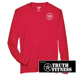 TF Men's Zone Performance Long-Sleeve T-Shirt