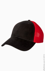 Load image into Gallery viewer, Old School Baseball Cap with Technical Mesh OSTM