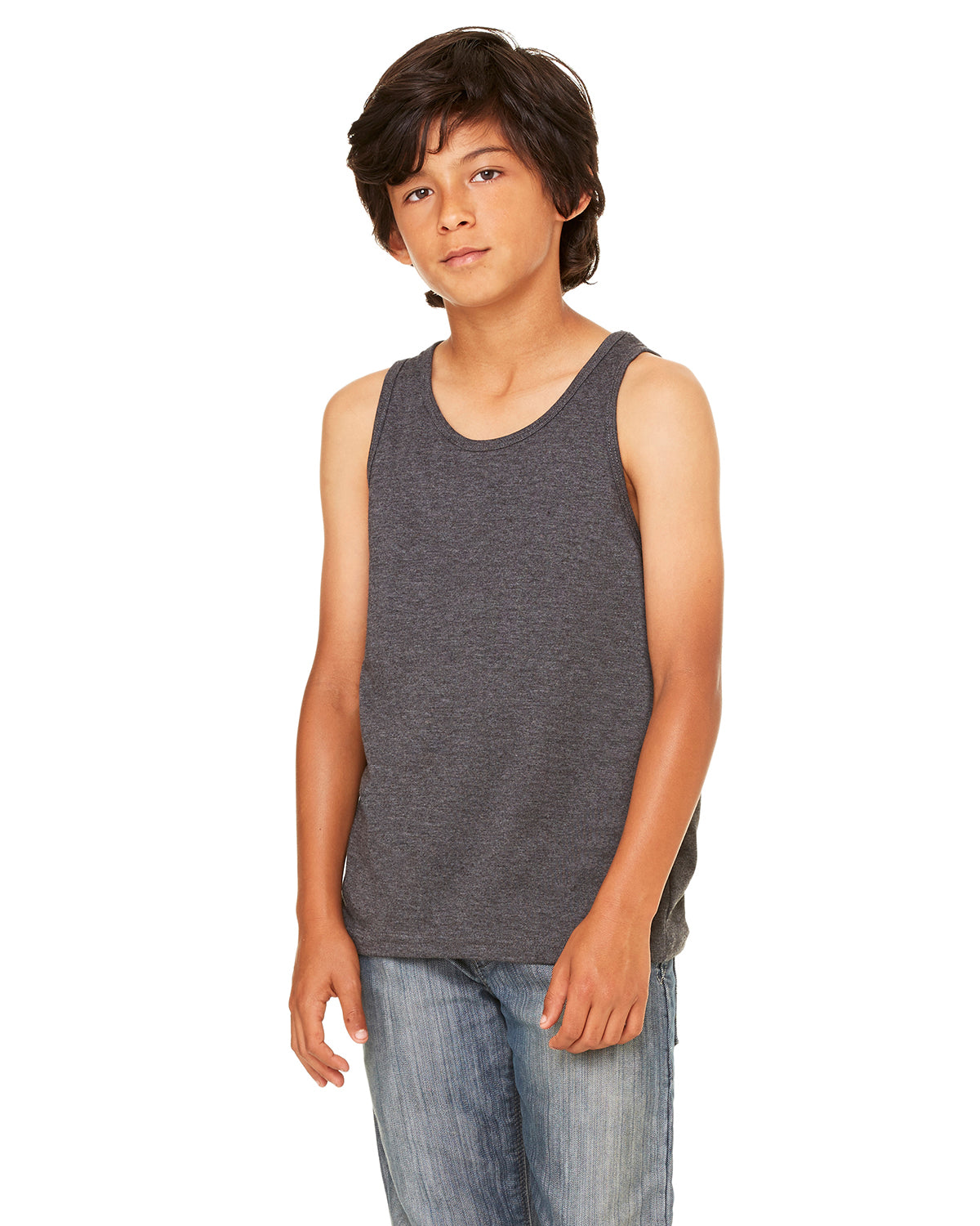 BellaCanvas Youth Jersey Tank