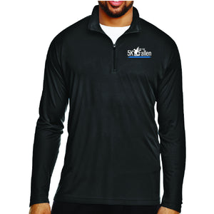 5K Men's Performance Quarter Zip