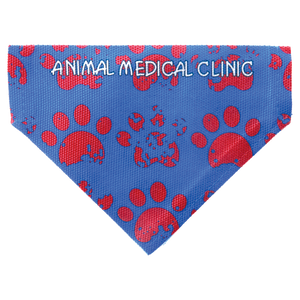 Pet Scarf - Full Color in Various Sizes