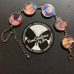 Load image into Gallery viewer, Five Photo Charm Bracelets