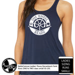 Load image into Gallery viewer, TWR - Ladies' Flowy Racerback Tank