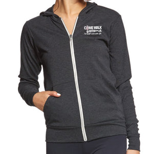 CWWM  BellaCanvas Unisex Triblend Full-Zip