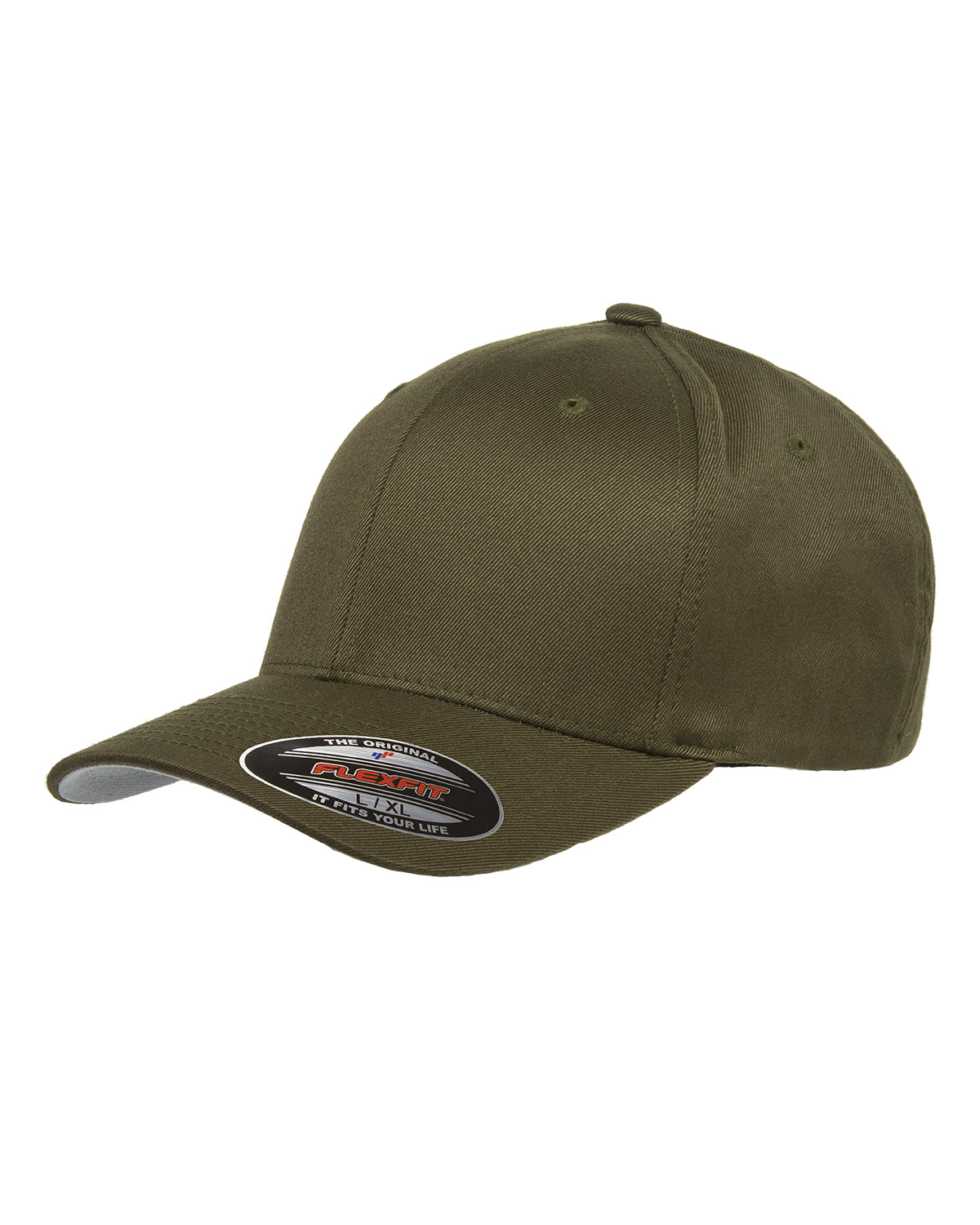 Flexfit Adult Wooly 6-Panel Cap 6277