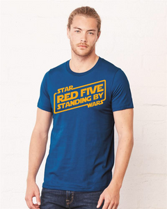 Red Five Standing By Shirt - Colors as shown