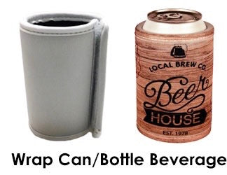 Can Wrap Beverage Holder