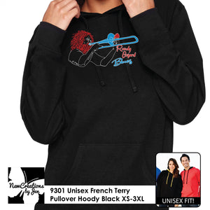 R.O.B. Unisex French Terry Hoody