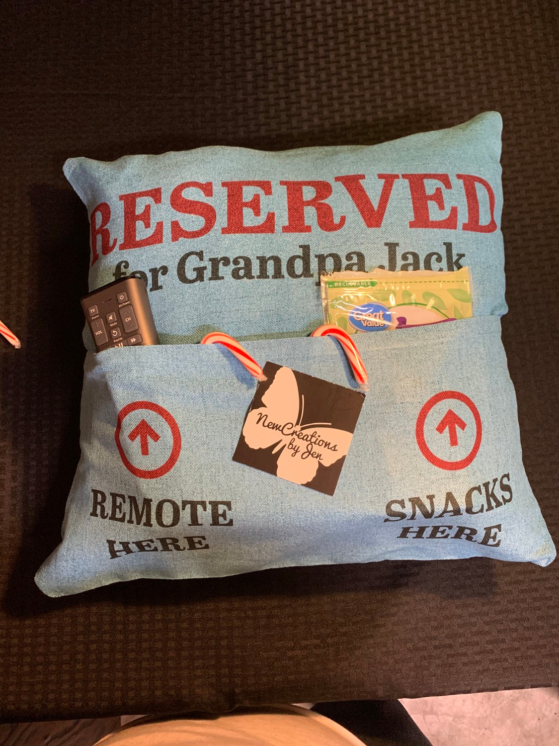 Storybook Pillow - Personalized
