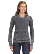 Load image into Gallery viewer, Ladies' Zen Pullover Fleece Hood CUSTOM