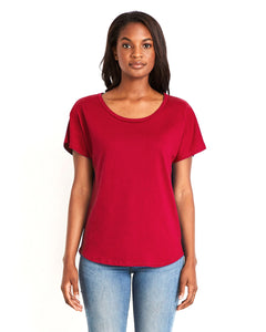 Ladies' Dolman Relaxed Fit T-Shirt