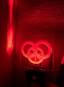 LED Personalized Nightlight