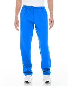 Gildan Adult Open-Bottom Sweatpants with Pockets