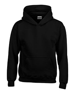Youth Basic Hooded Sweatshirt