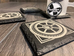 Load image into Gallery viewer, WWN - Slate Serpent Coasters