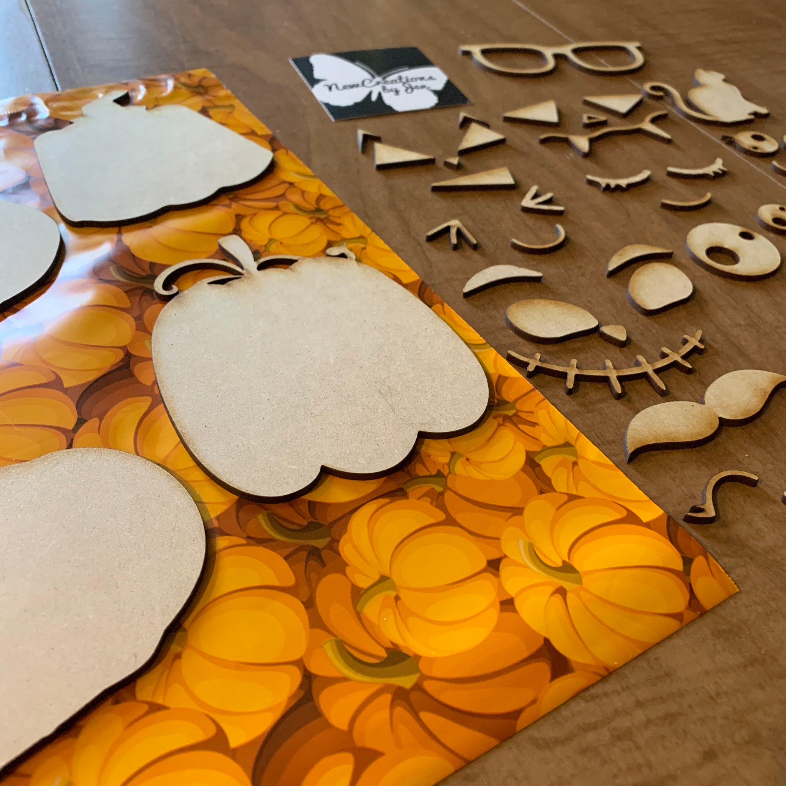 Pumpkin Paint Kit